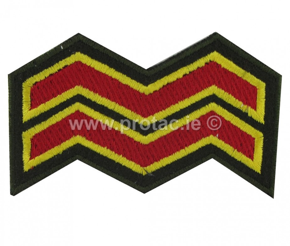 Irish Defence Forces Army Dress Ranks - Enlisted - Protac ...