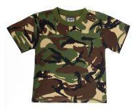 Kid's woodland t-shirt