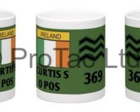 zab badge, mug, zap badge mug, irish defence forces mug