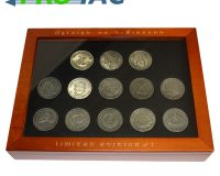 Limited Edition Challenge Coin Collectors Box 4