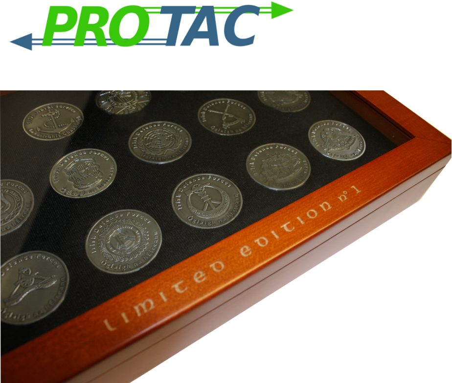 Limited Edition Challenge Coin Collectors Box Set