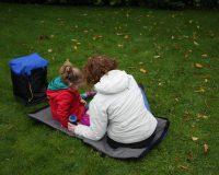seating mat, seatrbag, seat liner, picnic mat,